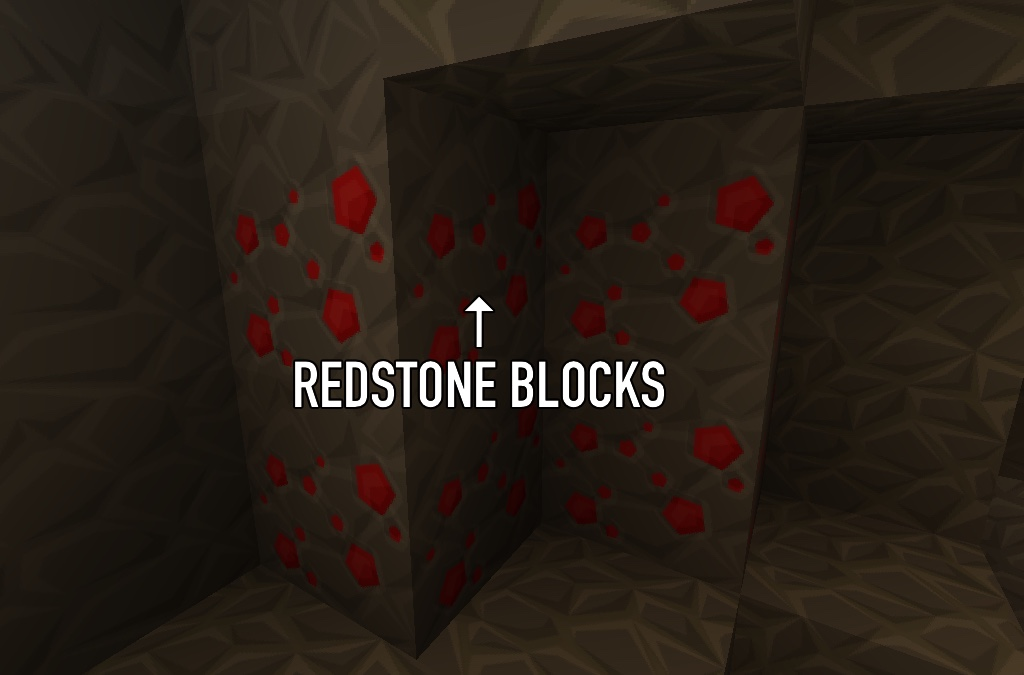In-game screenshot of Redstone