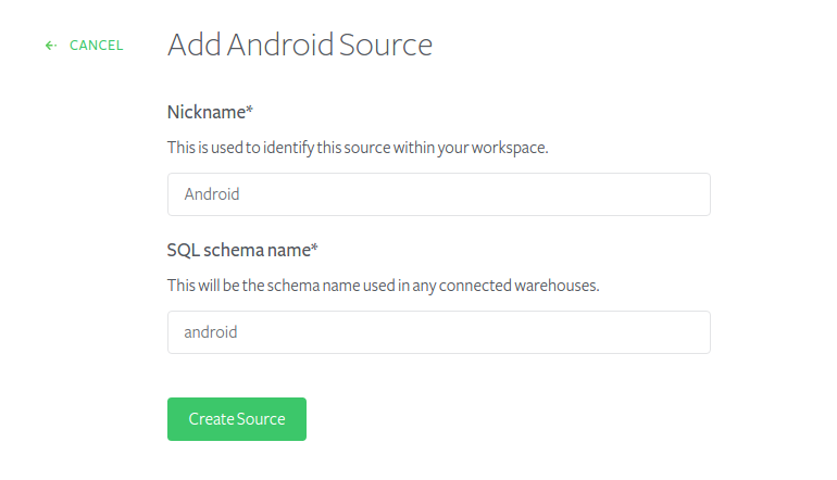 add android source